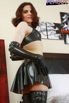 transexual latex