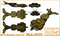 aliens ship sulaco - Google Search