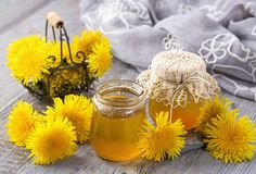 In spring, the dandelion points the tip of its nose! Our campaigns take on pretty colors and this is an opportunity to enjoy a good dandelion jam! This recipe differs from the famous dandelion honey, Cooking Time, Cooking Recipes, Dandelion Jelly, Lavender Cake, Apple Jelly, Dandelion Recipes, Dessert Aux Fruits, Farmers Almanac, Jelly Recipes