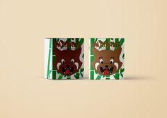 Design de packaging, céréales, bio, enfants Bio, Drink Sleeves, Packaging, Design, Minimalism, Children, Wrapping