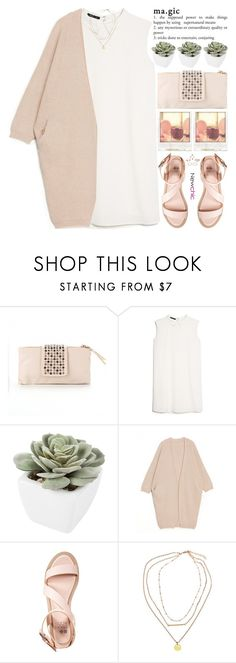 """""""plant your own gardens and decorate your own soul, instead of waiting for someone to bring you flowers"""" by rupp ❤ liked on Polyvore featuring Polaroid, MANGO, Abigail Ahern, even&odd and bathroom"""