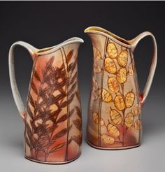MIKIND ceramics  nice shape & handle!