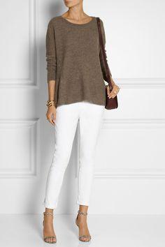 MiH Jeans | The Delmar alpaca sweater | NET-A-PORTER.COM