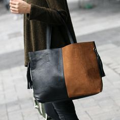 SO Central - Two-Tone Tote  $16.80
