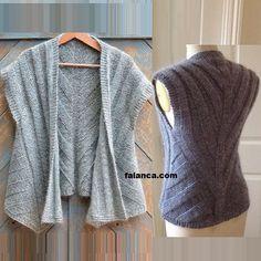 Smart Casual Women, Drops Design, Crochet Clothes, Sweater Cardigan, Knit Sweaters, Knitwear, Knitting Patterns, Knit Crochet, Women Wear