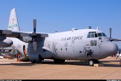 Lockheed C-130E Hercules (L-382) - USA - Air Force | Aviation Photo #0586061 | Airliners.net