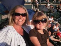 Take the kids to the baseball game Colorado Rockies - Traveling Mom