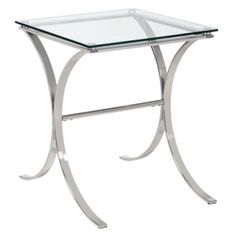 Cosmopolitan End Table from Z Gallerie
