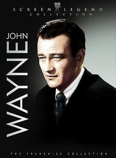 JOHN WAYNE:SCREEN LEGEND COLLECTION