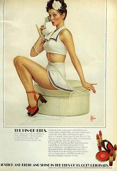 The Pin-up Reds by sugarpie honeybunch, via Flickr