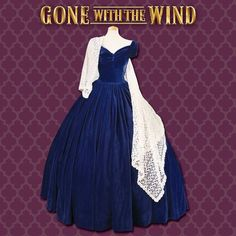 "Scarlett O'Hara ""Portrait Gown"" from Gone With The Wind #889654 #Gone-With-The-Wind-Portrait-Gown #gwtw-Portrait-Gown"