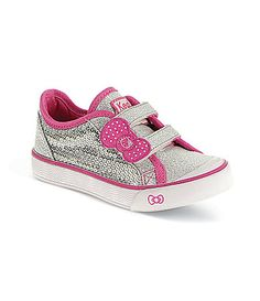 f5fee1c42 Keds Girls Hello Kitty I Heart Kitty Sneakers #Dillards Girls Sneakers, Childrens  Shoes,