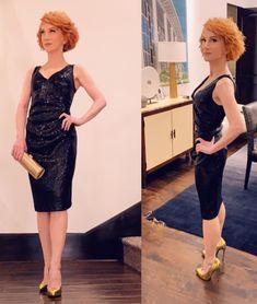 Kathy Griffin, Bodycon Dress, Formal Dresses, Fashion, Dresses For Formal, Moda, Body Con, Formal Gowns, Fashion Styles