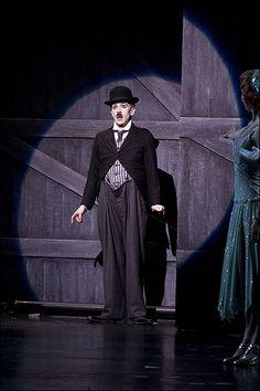 Rob McClure as Chaplin
