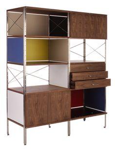 Replica Eames Storage Unit by Charles and Ray Eames - Matt Blatt