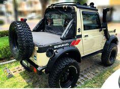 Suzuki samurai sierra gypsy Jeep Cars, Jeep 4x4, Jeep Truck, Samurai, Suzuki Sj 410, Jimny Suzuki, Moto Cafe, Mini Trucks, Jeep Wrangler Jk
