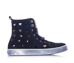 TWIN-SET - Blaue Sneakers, Mädchen, Kind - http://on-line-kaufen.de/twin-set/twin-set-blaue-sneakers-maedchen-kind