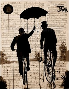 Loui Jover - Der Schirm