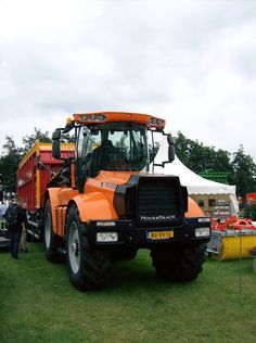 HoverTrack Luctor 544, made in Holland.