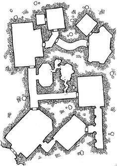 [Friday Map] The Halls of Ehn