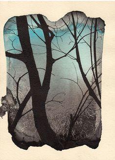 Pablo S. Herrero | Ink on Paper