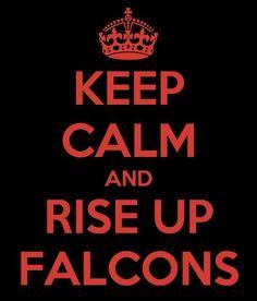 Atlanta Falcons, Calm