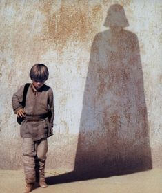 """I will be the most powerful Jedi ever! I promise you!"" - Anakin Skywalker"