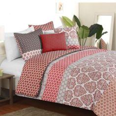 Irene 5-pc. Reversible Comforter Set
