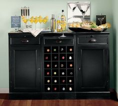 Build Your Own - Modular Bar Cabinets