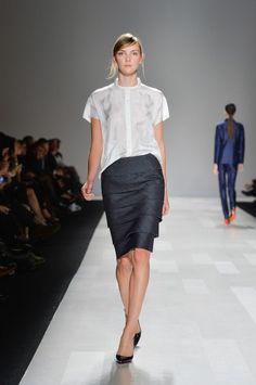 Toronto Fashion Week: Joe Fresh SS'14. Photo by George Pimentel.