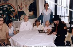 On Suffering, Compassion and Healing the World :: True Michael Jackson