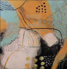 Stephanie Tisserant, tableau, abstraction contemporaine  www.nameofart.com