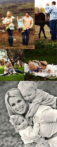 Creative Family Photoshoot Ideas - Snip-its