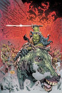 Frankenstein: Agent of S.H.A.D.E Vol. 2 - Secrets of the Dead. King Frankenstein.