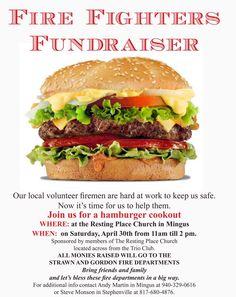Firefighter-Fundraiser-Flyer