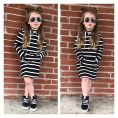 Cute but Not In stripes Cute Kids Fashion, Little Boy Fashion, Little Girl Outfits, Baby Girl Fashion, Toddler Fashion, Dresses Kids Girl, Kids Outfits Girls, Cute Outfits For Kids, Outfits Niños