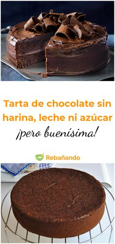 This is the most healthy and delicious dessert you& tried Gluten Free Cakes, Gluten Free Desserts, Gluten Free Recipes, Vegan Dessert Recipes, Healthy Desserts, Delicious Desserts, Perfect Chocolate Cake, Deli Food, Healthy Low Carb Recipes