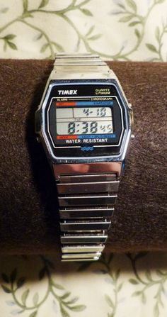 Vintage 1980s Wristwatch