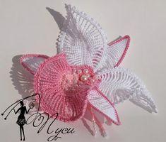 fiore uncinetto | Hobby lavori femminili - ricamo - uncinetto - maglia