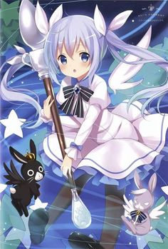 Is the order a rabbit? Chino