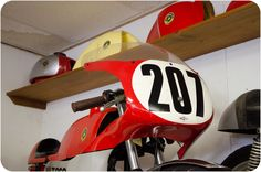 1971 Bultaco Model 29 350 TSS seen at Bultaco Motorcycle Museum