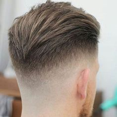 Men's Slicked Back Hairstyles - How To Get The Slick Back