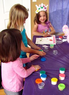 Hosting a craft party is a fun and simple way to celebrate a birthday and provide activities the kids will love. You don't need ...