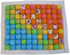 puff quilt tutorial Gorgeous colour combos
