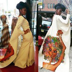 Kyemah McEyntyre at Black Girls Rock Jean Davis Pinterest Boards