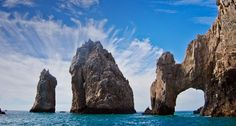 Bing Image Archive: Stone arch at the southernmost tip of Mexico's Baja California Peninsula -- Deepak Modi(Bing United States)