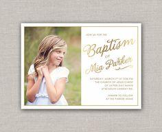 Items Similar To LDS Baptism Invitation