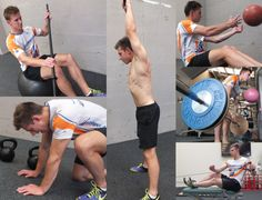Kayak Strength Training: Paddle Strong