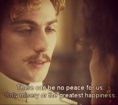 Aaron Taylor Johnson. Anna Karenina. Count Vronsky