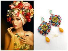 Guarda questo articolo nel mio negozio Etsy https://www.etsy.com/it/listing/519019336/copacabana-splash-pattern-schema  #zoliduo #ava #beads #pattern #tutorial